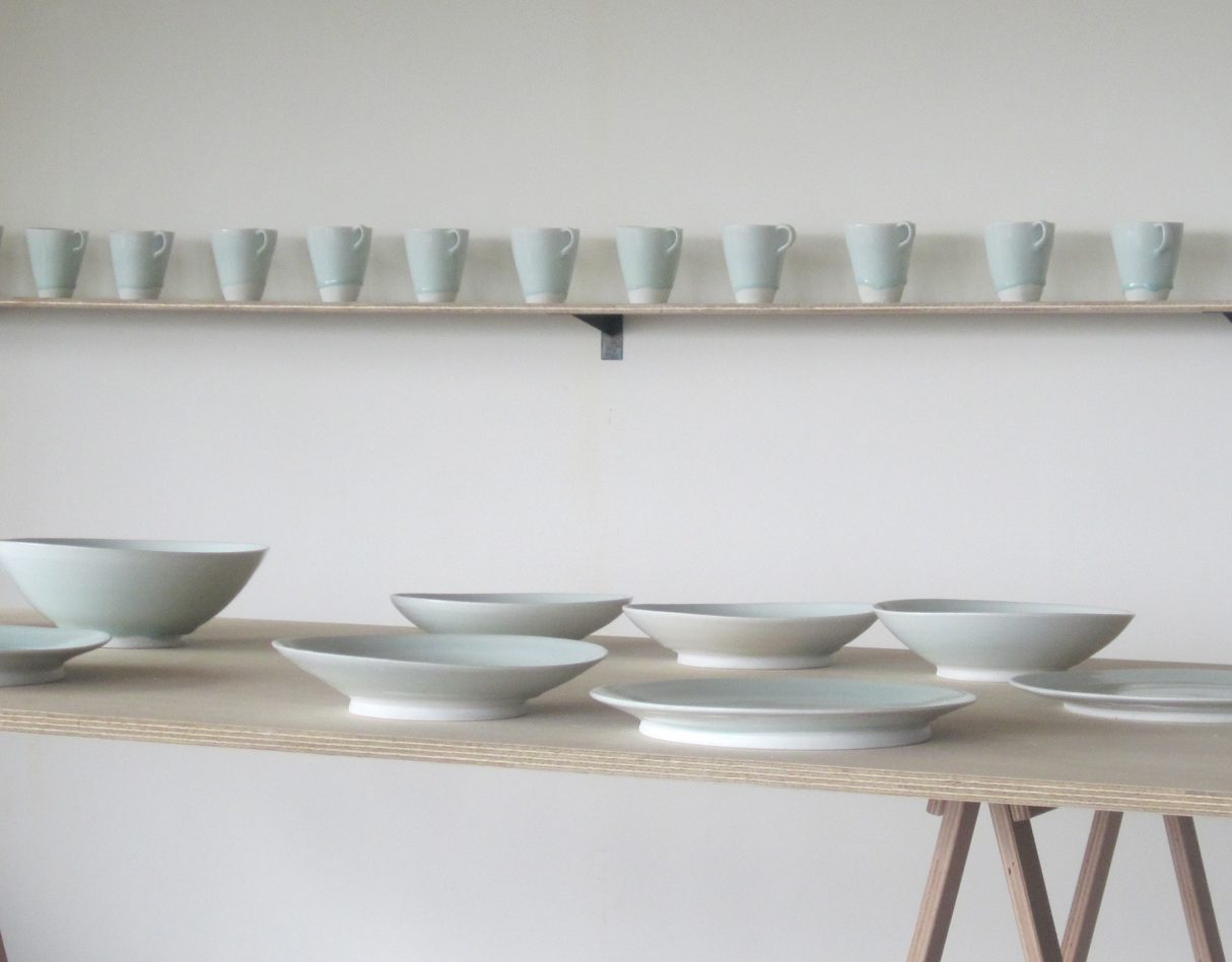on a plate exhibition